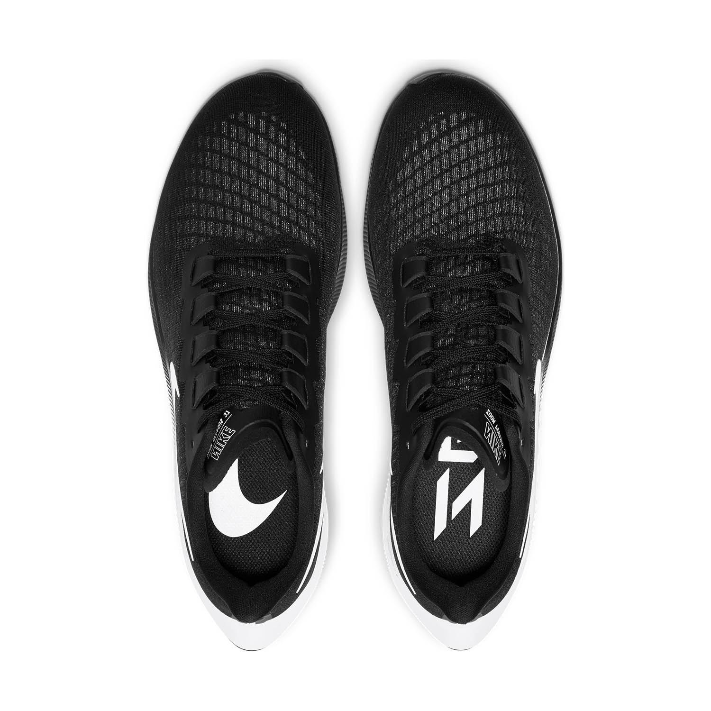 Nike Air Zoom Pegasus 37 - Grey Fog/Volt/Smoke Grey/Sail