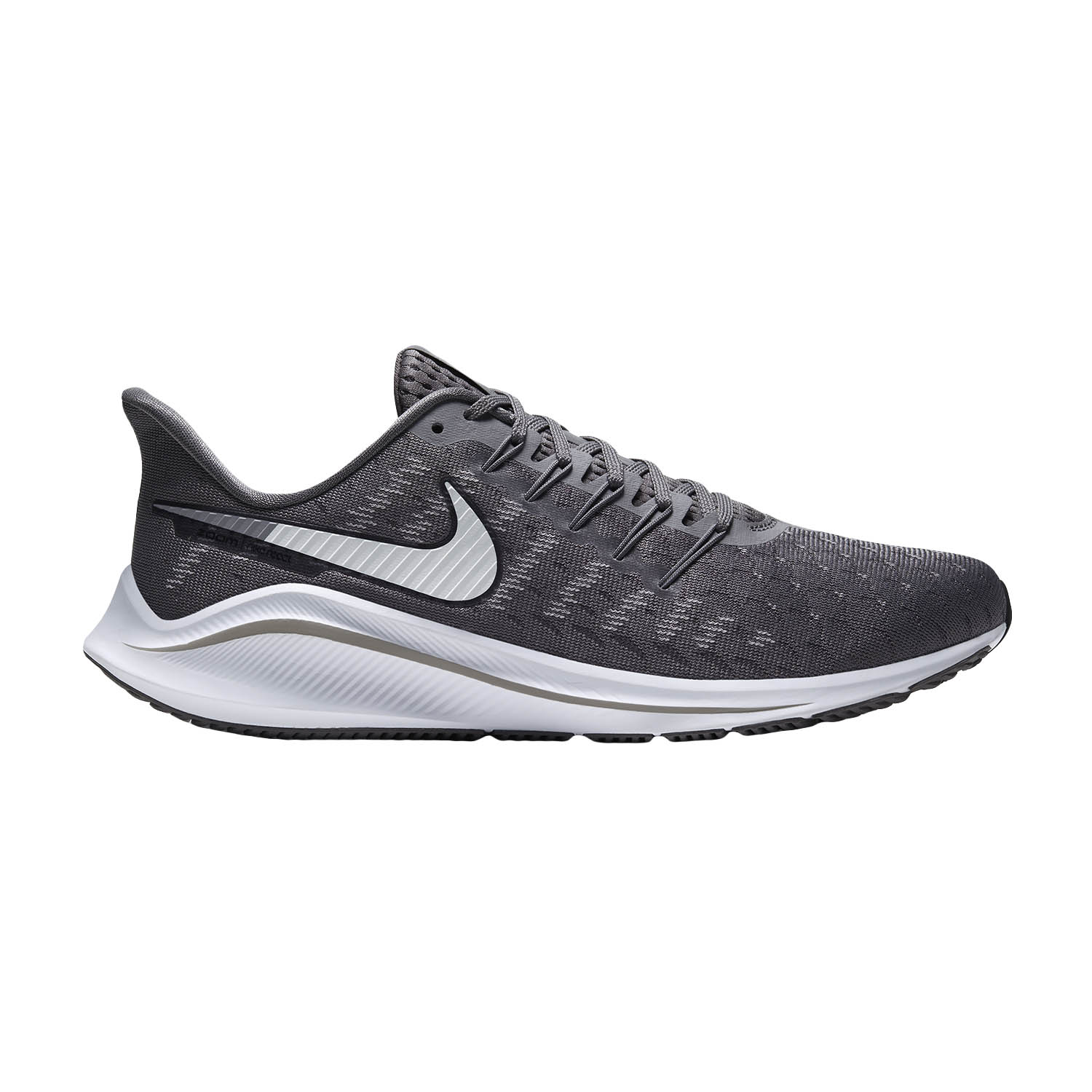 Nike Air Zoom Vomero 14 - Gunsmoke/White/Oil Grey/Atmosphere Grey