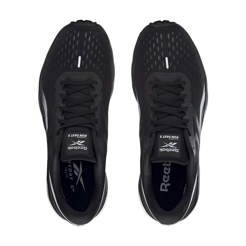 Reebok FloatRide Run Fast 2.0 - Black/Pure Grey/White