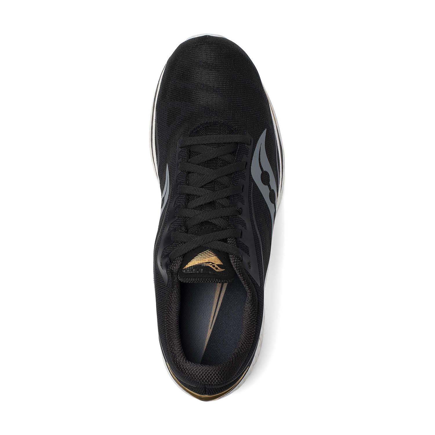 Saucony Endorphin Speed - Black/Gold