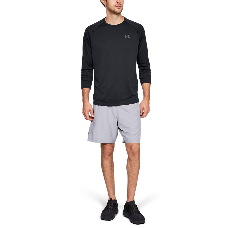 Under Armour Tech 2.0 Shirt - Black/Graphite