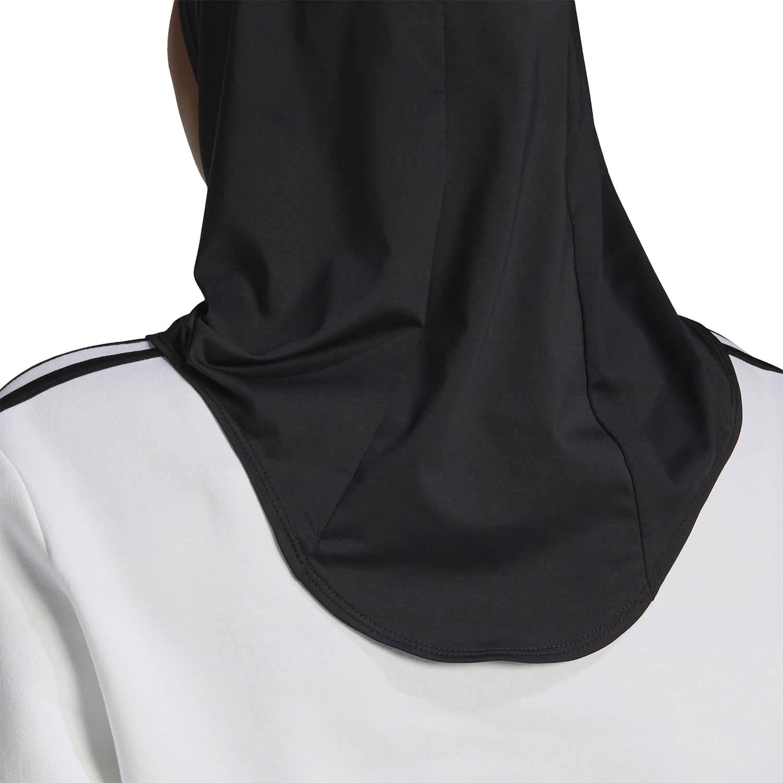 adidas Hijab II Cubre Cabeza - Black