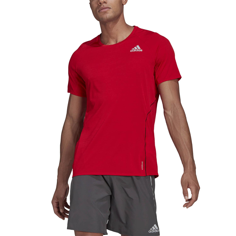 adidas Runner Camiseta - Scarlet