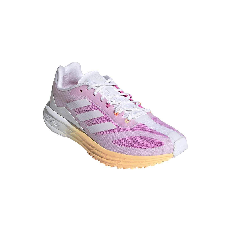 adidas Sl20.2 - Ftwr White/Dash Grey/Screaming Pink