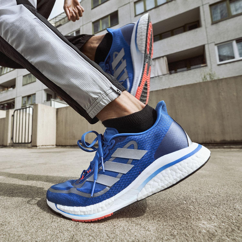 Adidas Supernova + - Football Blue