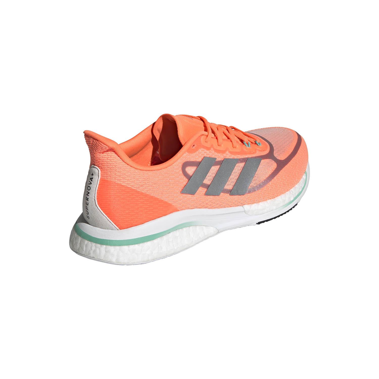 Adidas Supernova + - Screaming Orange/Silver Metallic/Acid Mint