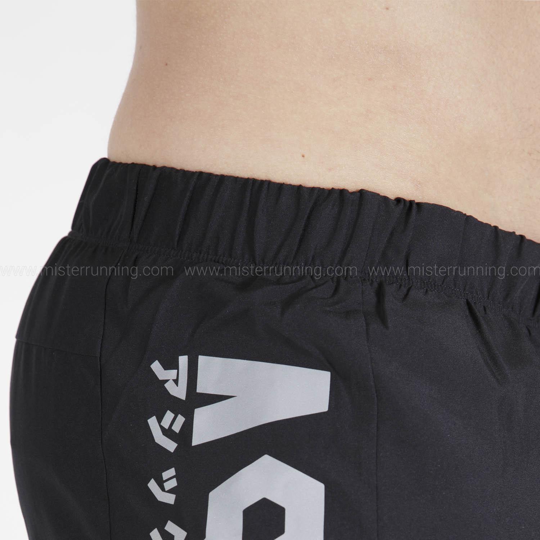 Asics Katakana 5in Shorts - Performance Black