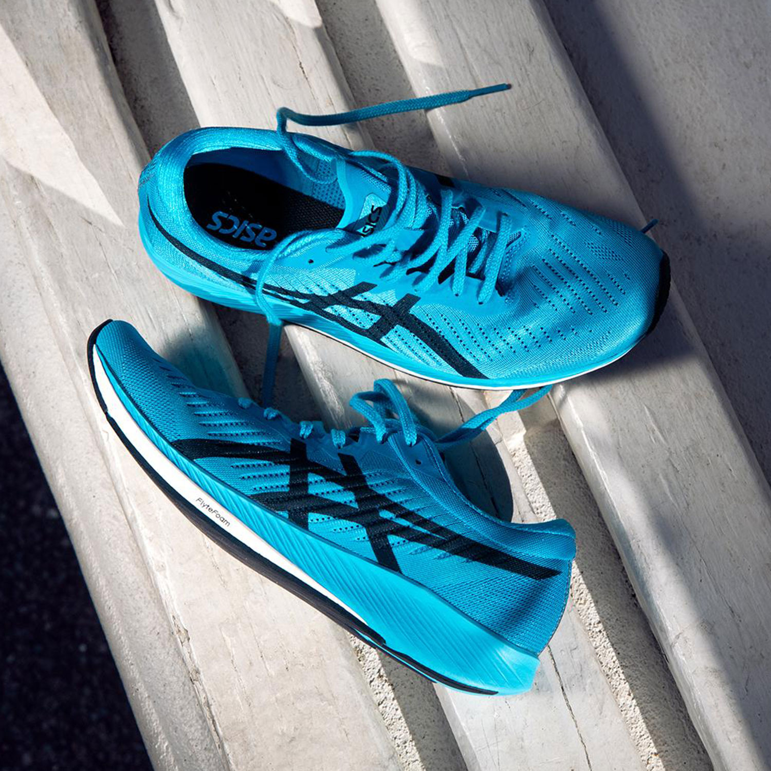 Asics Metaracer - Digital Aqua/French Blue
