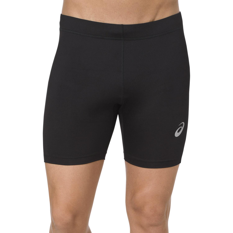 Asics Silver 7in Shorts - Black