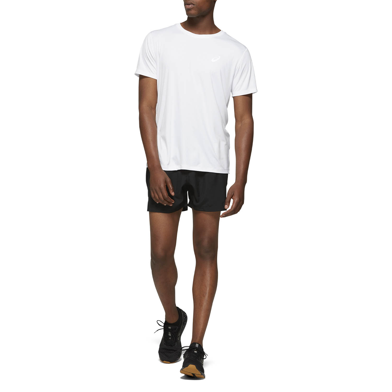 Asics Silver Camiseta - Brilliant White