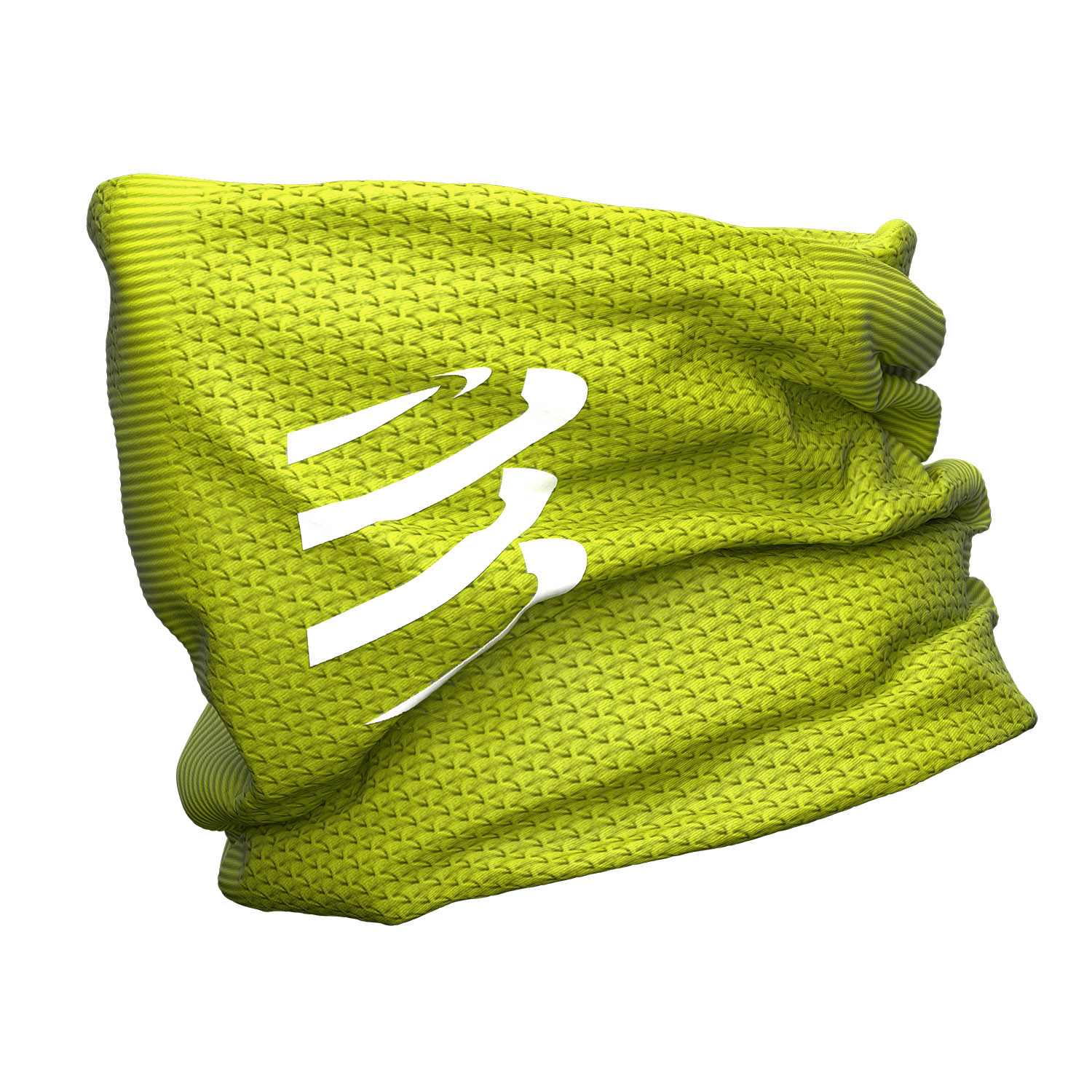 Compressport 3D Thermo Ultralight Neckwarmer - Lime