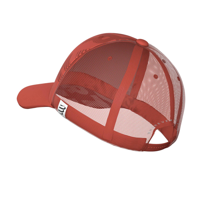 Compressport Trucker Gorra - Red Clay