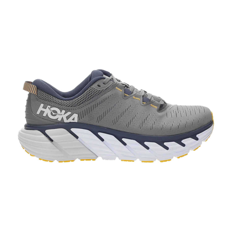 Hoka One One Gaviota 3 - Charcoal Gray/Ombre Blue