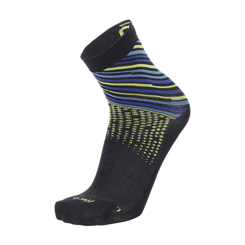 Mico X-Performance Light Weight Socks - Nero