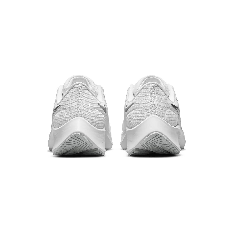 Nike Air Zoom Pegasus 38 - White/Metallic Silver/Pure Platinum