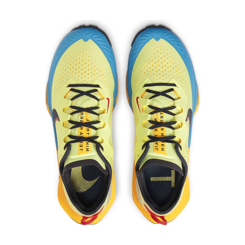 Nike Air Zoom Terra Kiger 7 - Limelight/Off Noir/Laser Blue