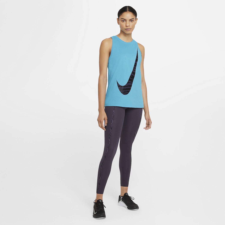 Nike Dri-FIT Tank - Chlorine Blue