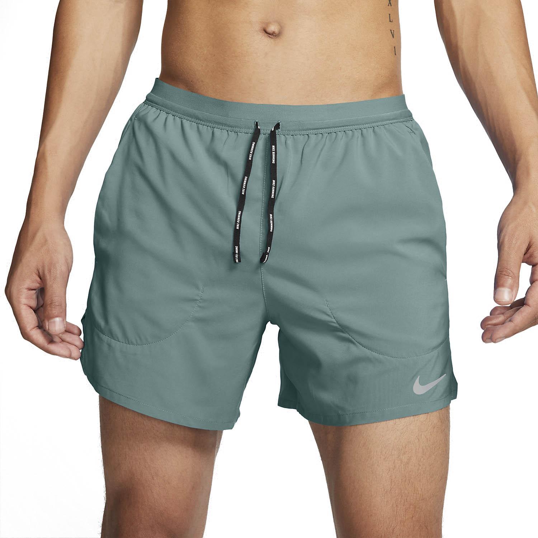 Nike Flex Stride 5in Shorts - Hasta/Reflective Silver