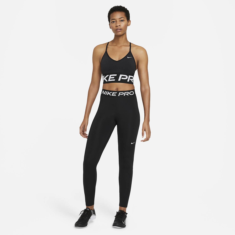 Nike Pro 365 Long Tights - Black/White