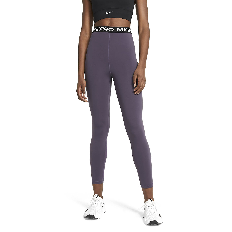 Nike Pro 365 Tights - Dark Raisin/Black