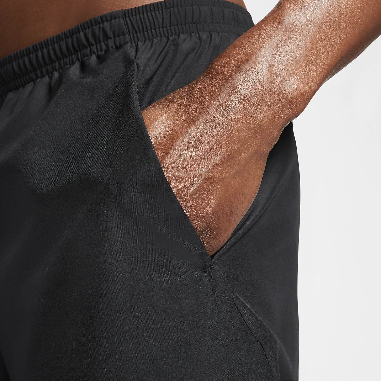 Nike Slide Dri-FIT 7in Shorts - Black/Reflective Silver