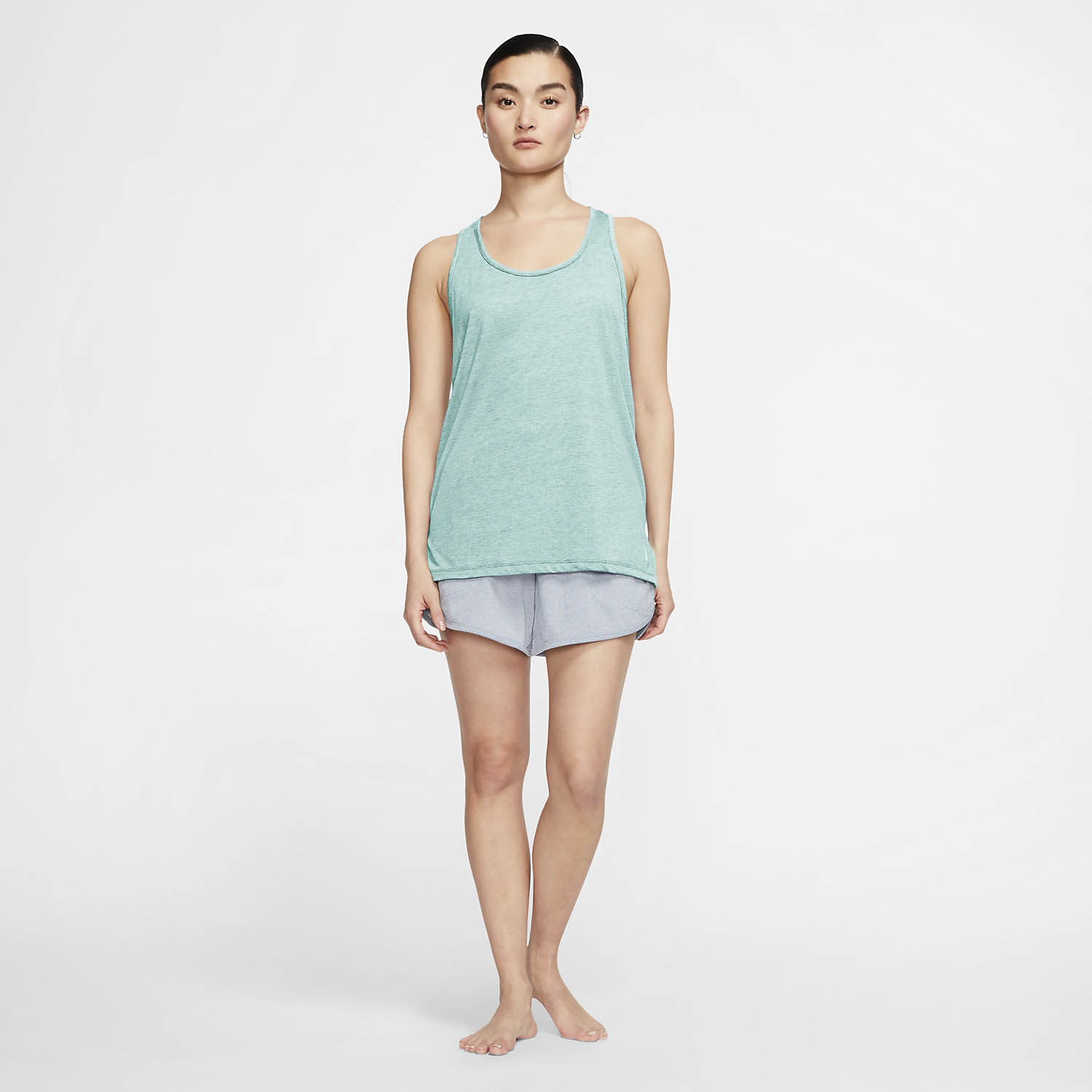 Nike Yoga Tank - Teal Tint/Heater Barely Green/Barely Green