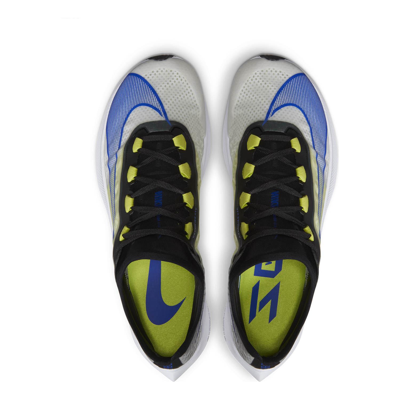 Nike Zoom Fly 3 - White/Racer Blue/Cyber/Black