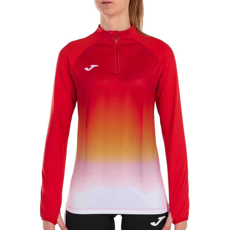 Joma Elite VII Camisa - Red/White