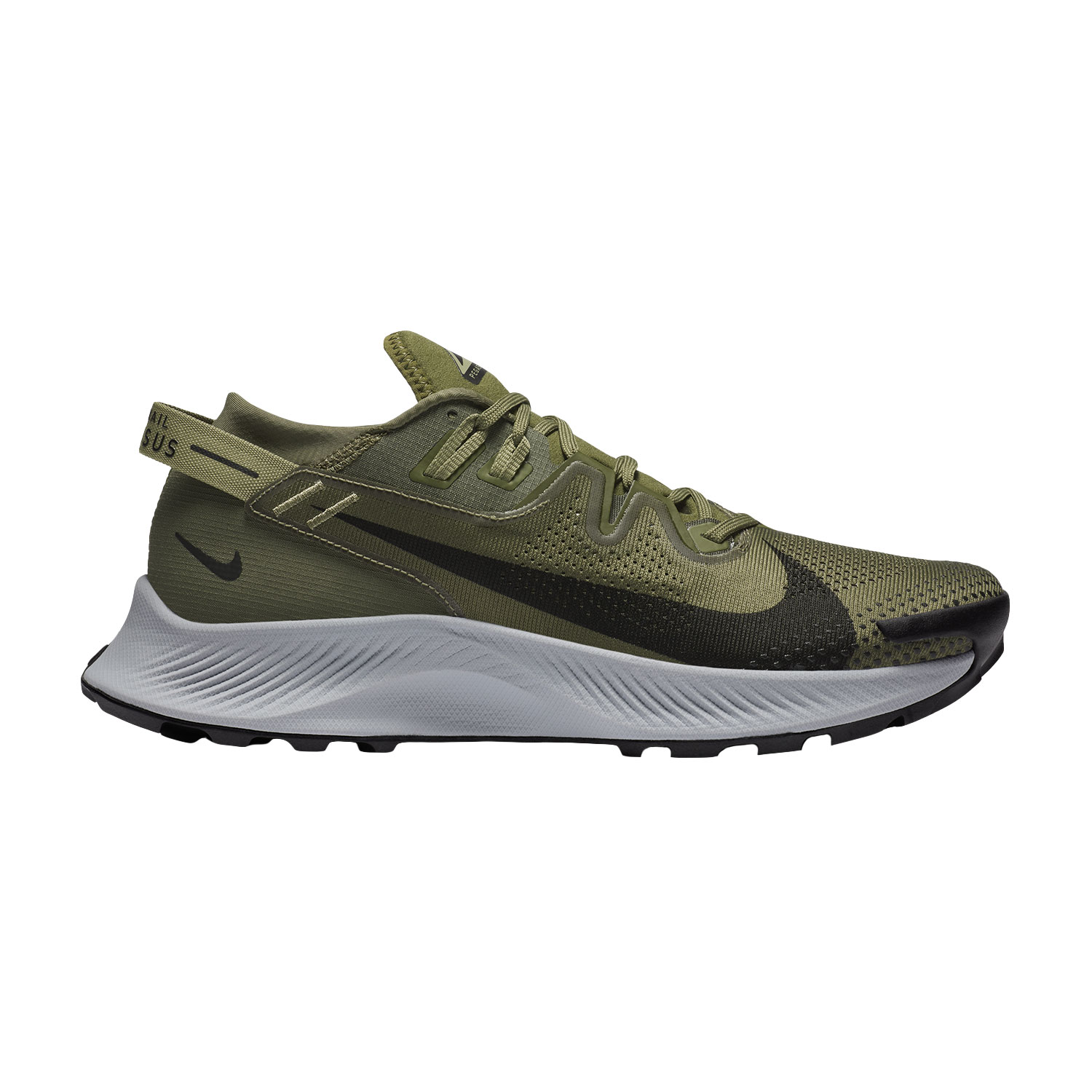 Nike Pegasus Trail 2 Medium OliveBlackMedium Khaki