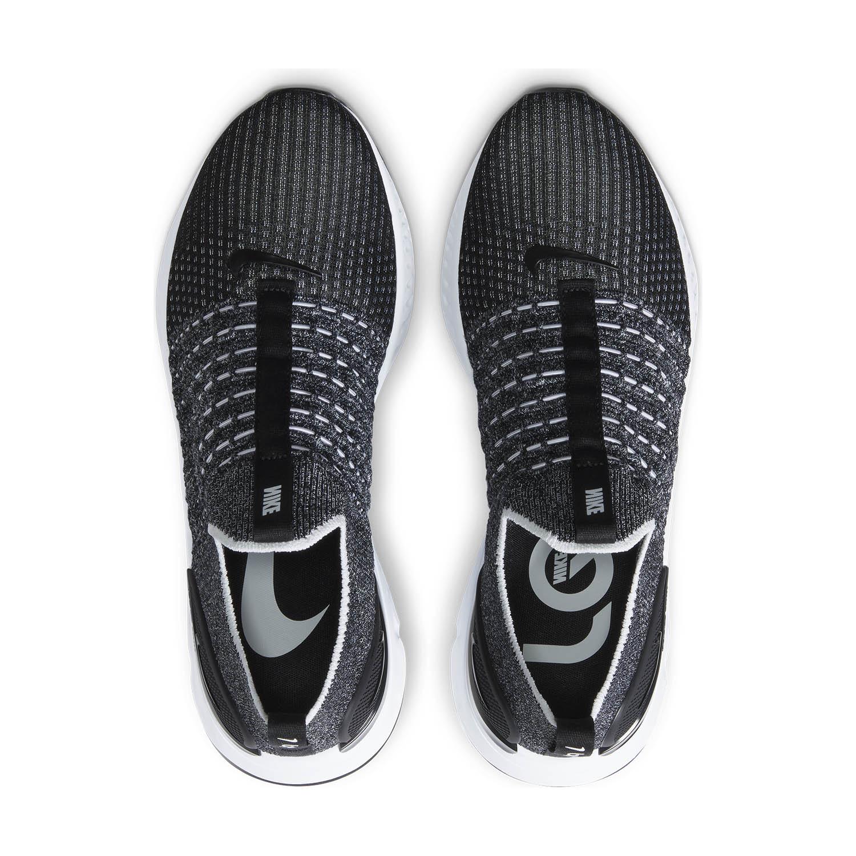 Nike React Phantom Run Flyknit 2 BlackWhite