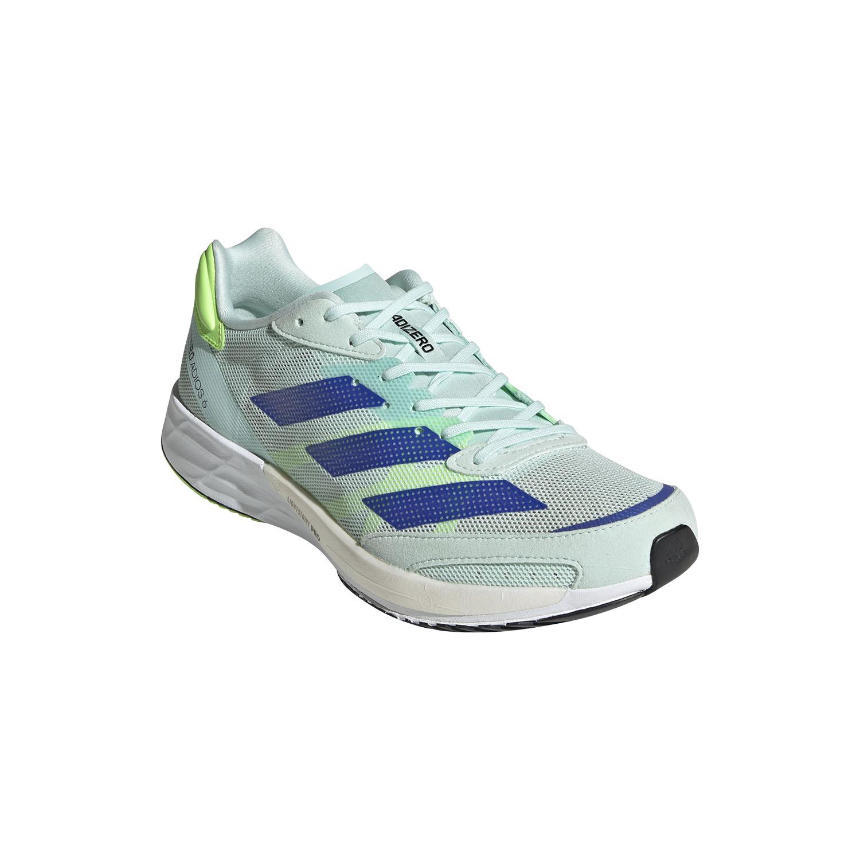 adidas Adizero Adios 6 - Halo Mint/Sonic Ink/Signal Green