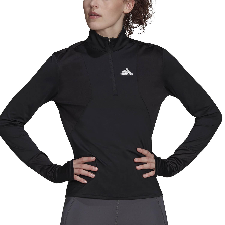 adidas Own The Run Camisa - Black