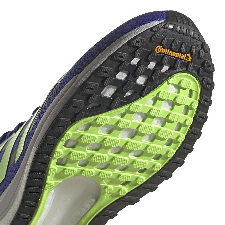 adidas Solar Glide 4 - Sonic Ink/Signal Green/Core Black