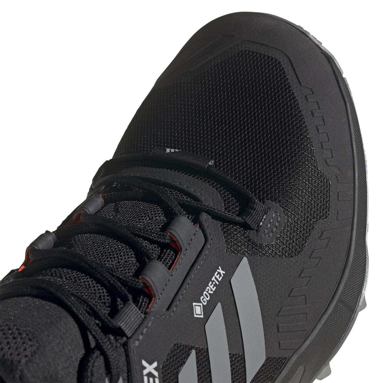 adidas Terrex Swift R3 GTX - Core Black/Grey Three/Solar Red