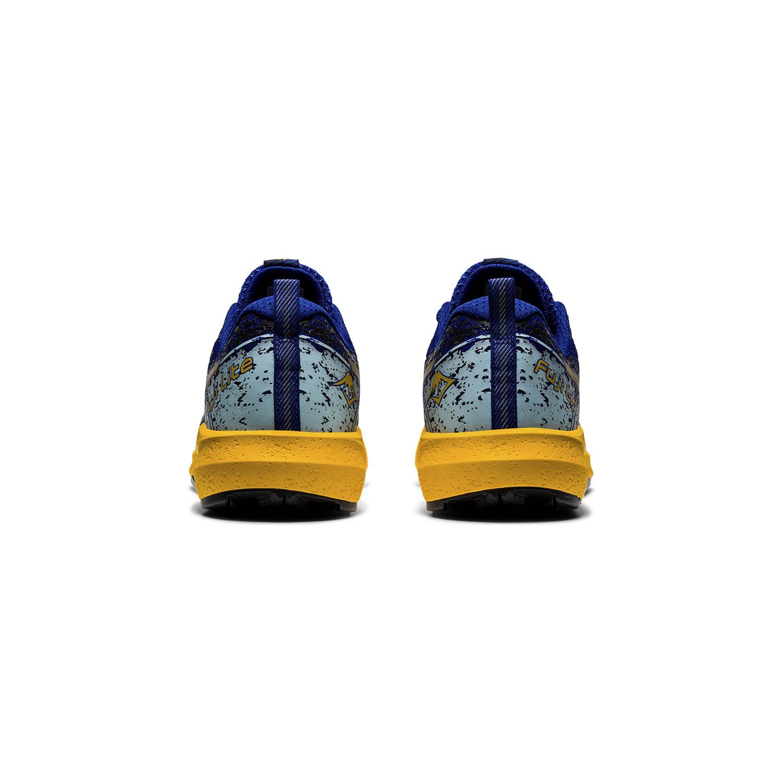 Asics Fuji Lite 2 - Monaco Blue/Sunflower