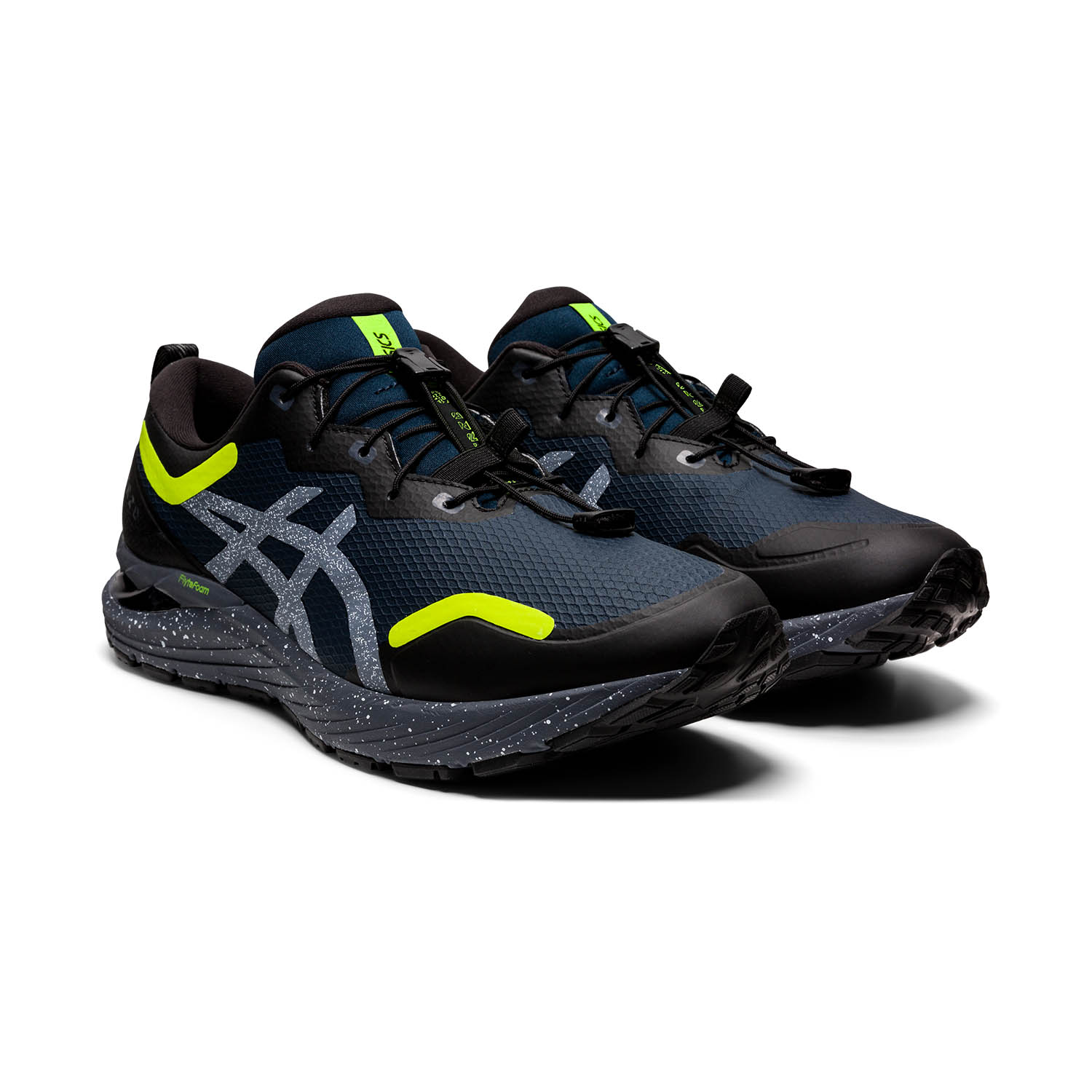 Asics Gel Cumulus 23 AWL - French Blue/Safety Yellow