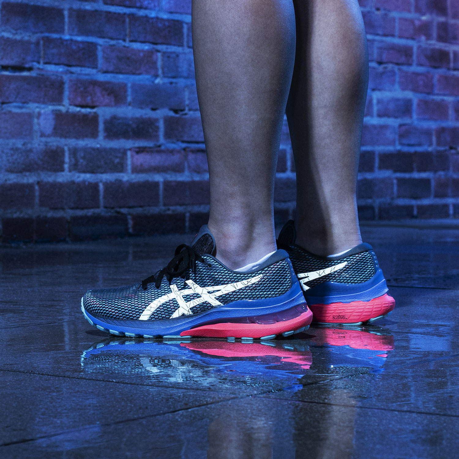 Asics Gel Kayano 28 Lite Show - Carrier Grey/Pure Silver