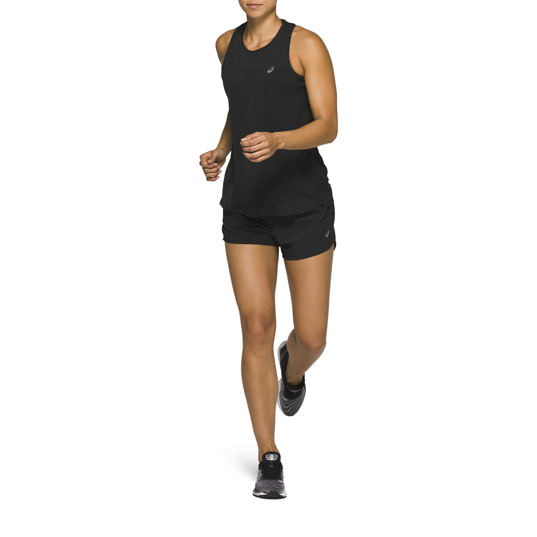 Asics Road 3.5in Shorts - Performance Black