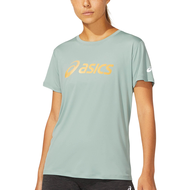 Asics Sakura T-Shirt - Slate Grey