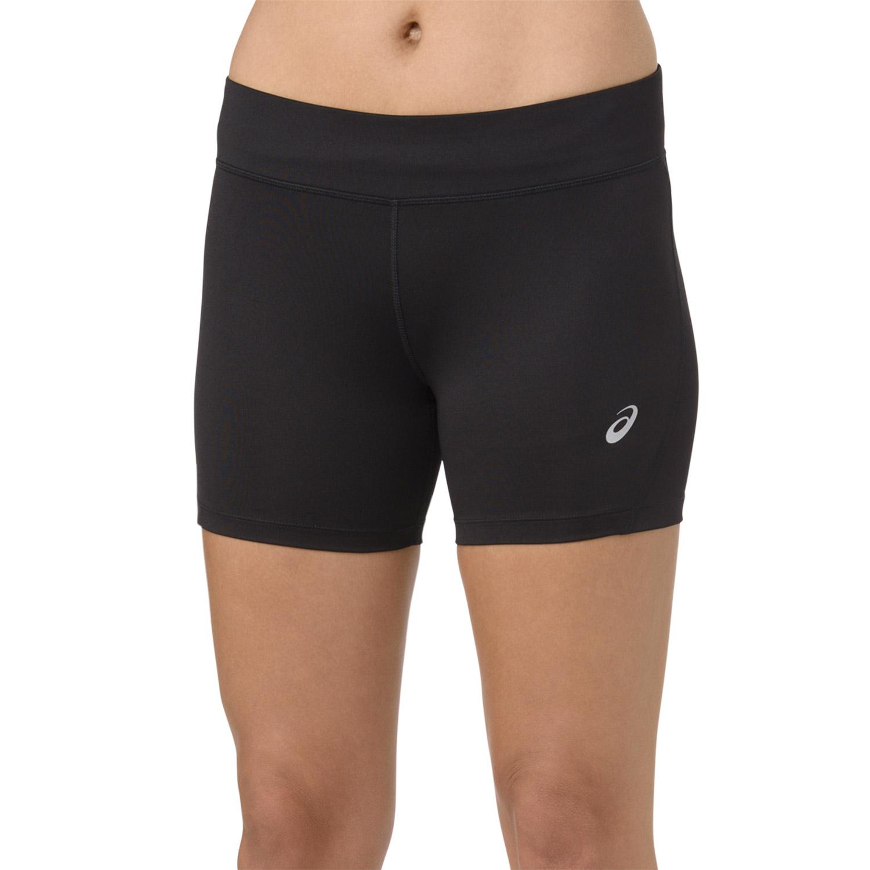 Asics Silver 5in Shorts - Black