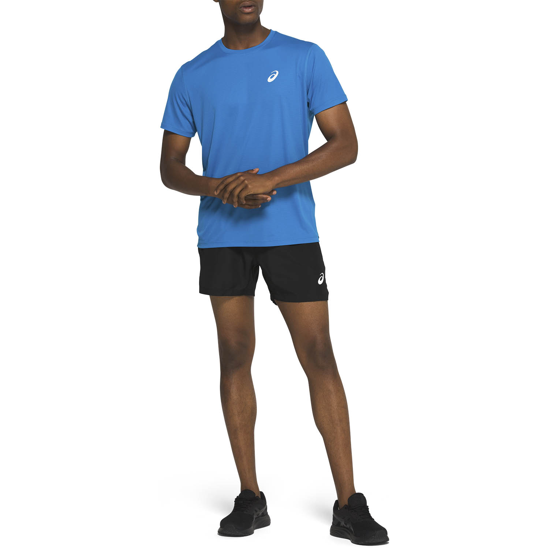 Asics Silver Camiseta - Race Blue