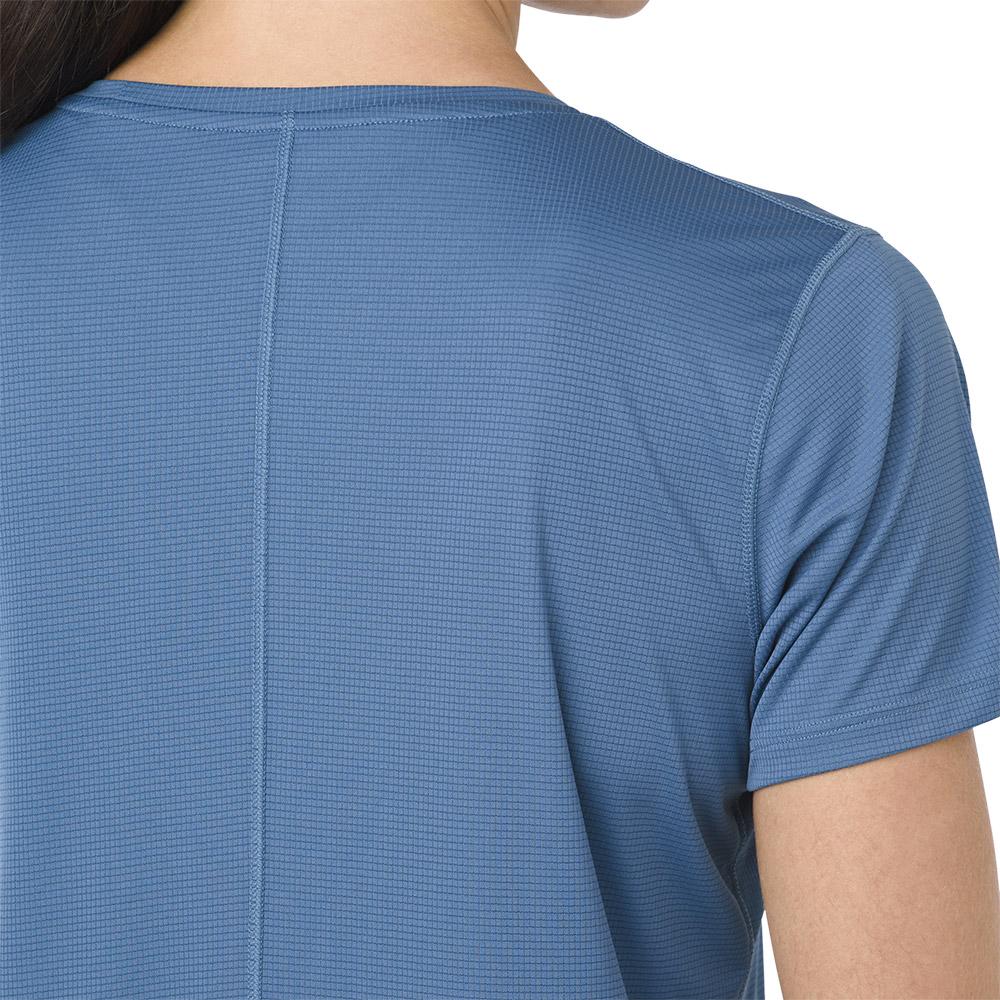 Asics Silver T-Shirt - Blue