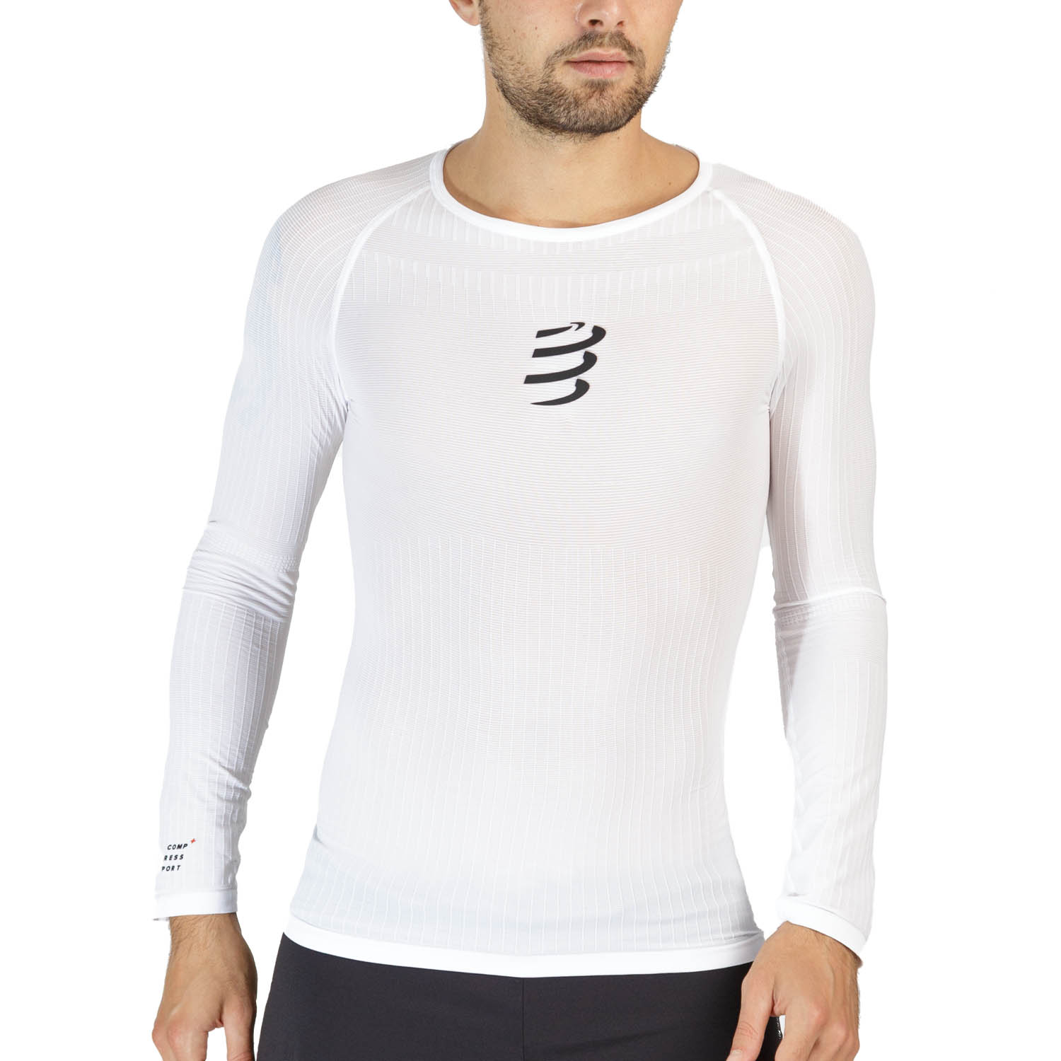 Compressport 3D Thermo Camisa - White