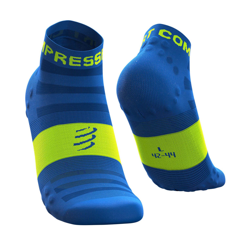 Compressport Pro Racing V 3.0 Ultralight Run Socks - Fluo Blue