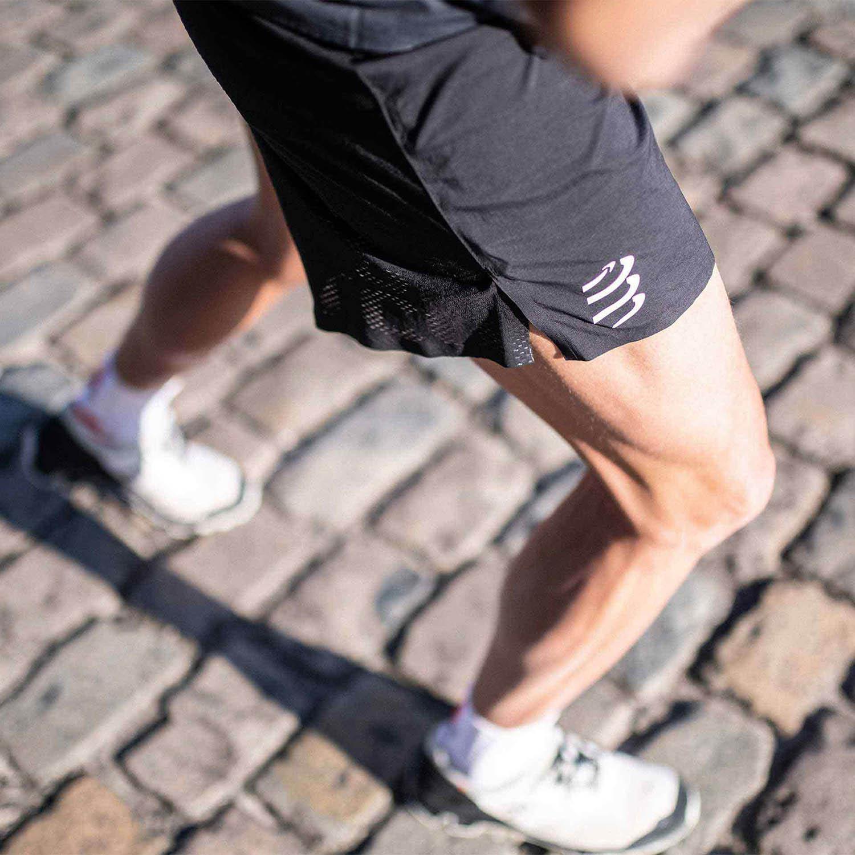 Compressport Racing 4in Shorts - Black