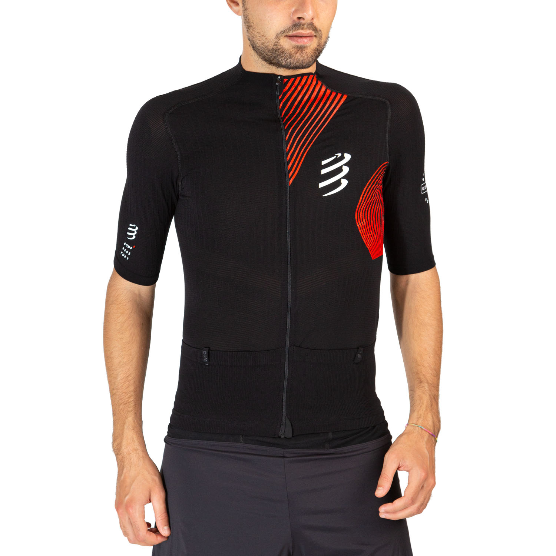 Compressport Trail Postural T-Shirt - Black