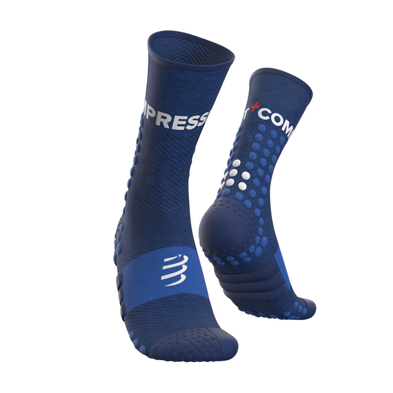 Compressport Ultra Trail Socks - Blue Melange
