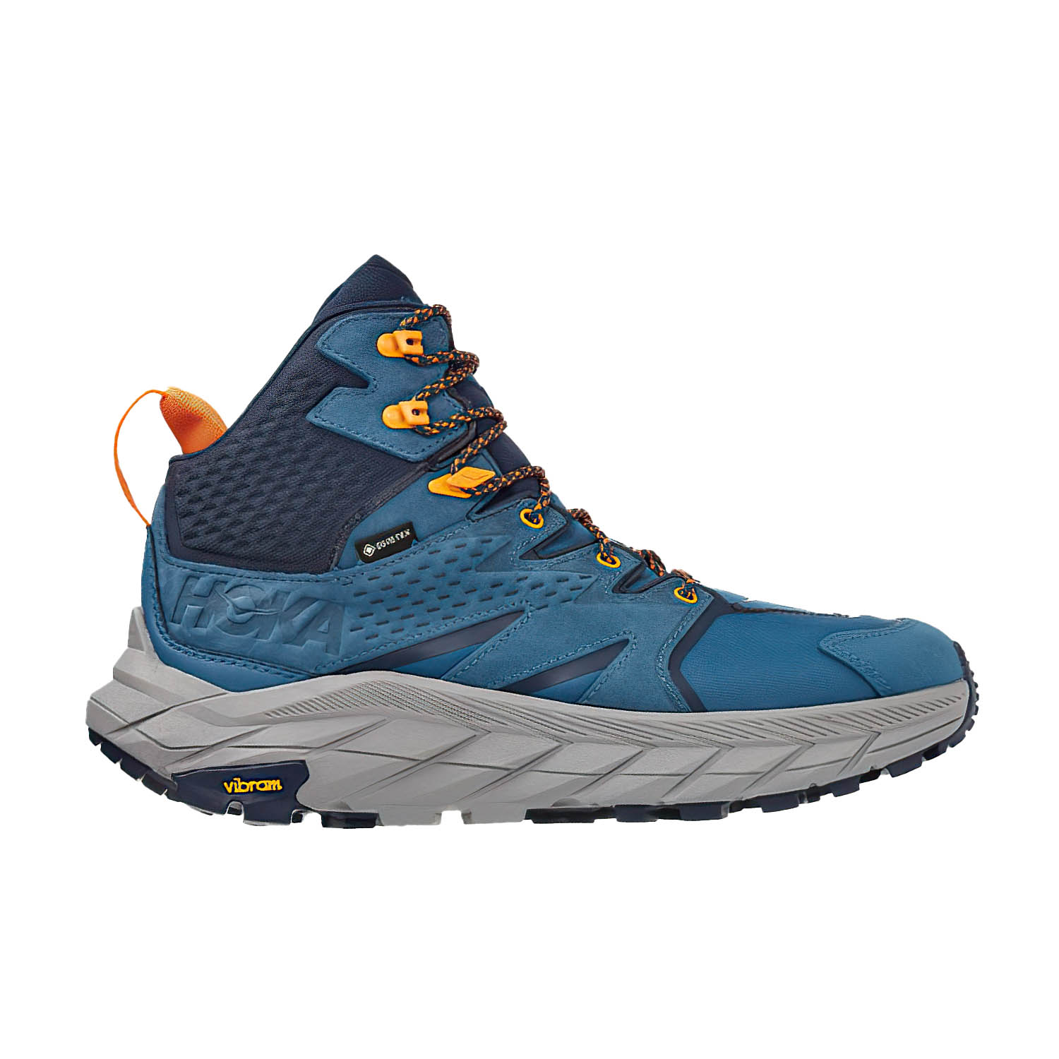 Hoka One One Anacapa Mid GTX - Real Teal/Outer Space