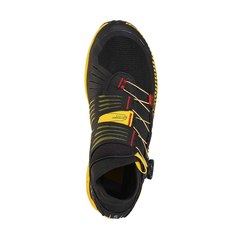 La Sportiva Cyklon - Black/Yellow