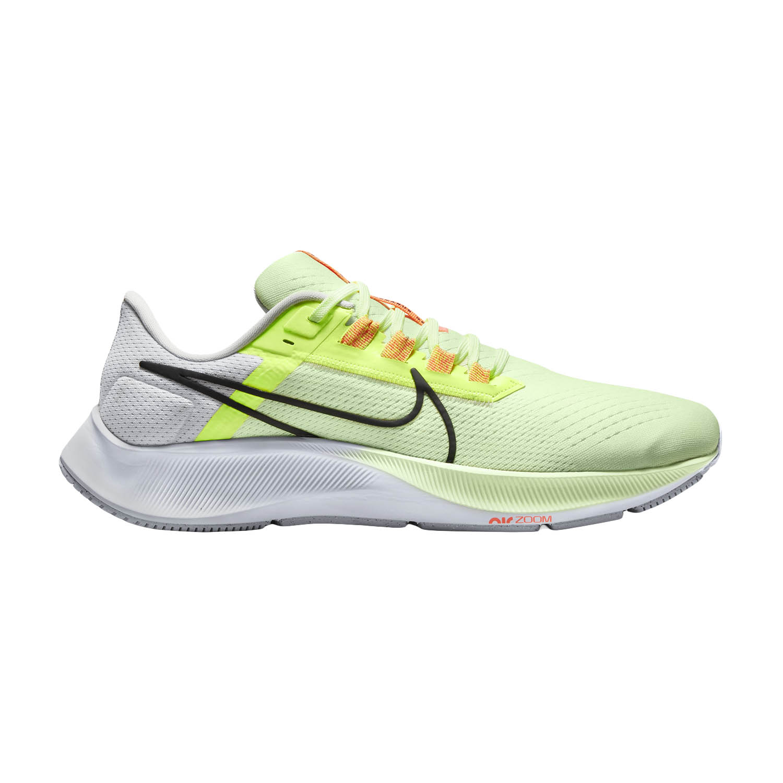 Nike Air Zoom Pegasus 38 - Barely Volt/Black Volt/Photon Dust